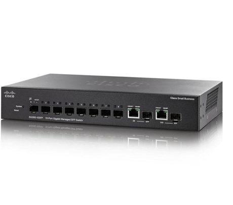 Cisco SMB SG300-10SFP-K9-EU | SG300-10SFP-K9-EU